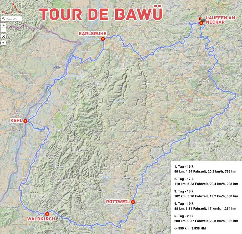 Tour de BaWue